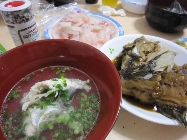 今夜も旨い料理が出来ました☆.JPG
